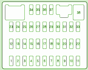 2008 honda civic si fuse diagram wiring diagram database