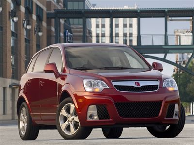 2008 Saturn Vue Recalls