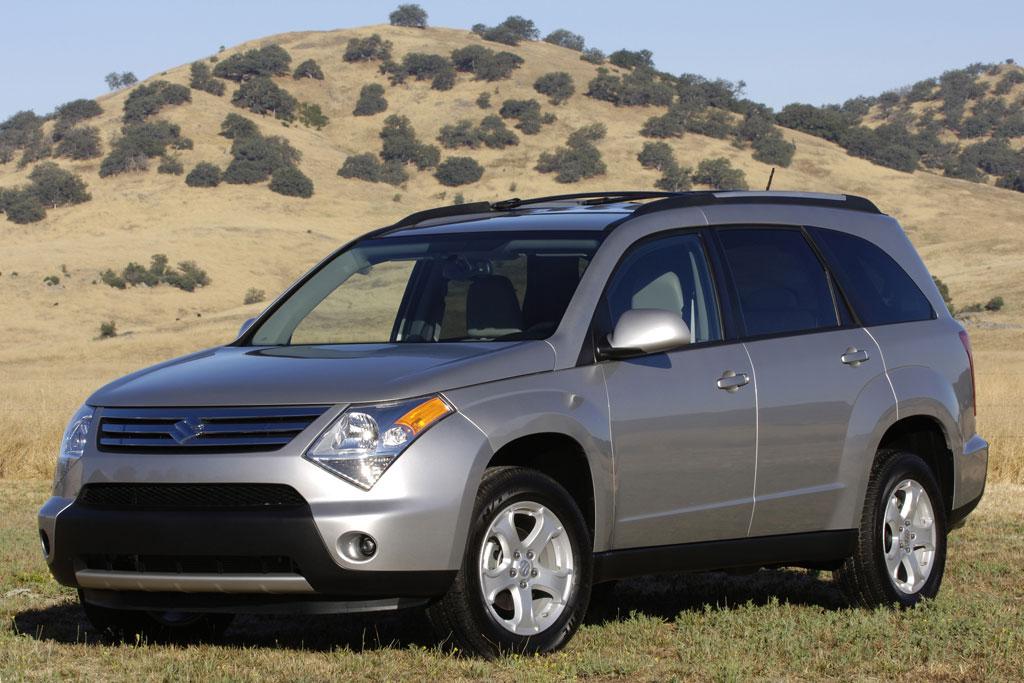2008 Suzuki XL7 Recalls