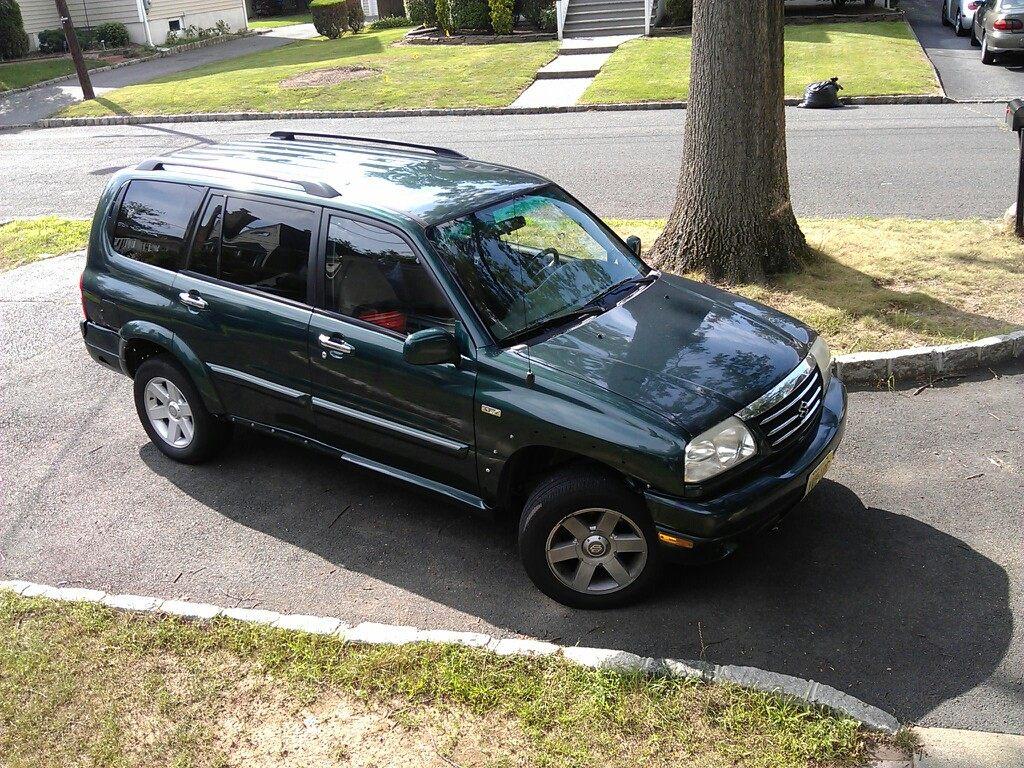 2008 Suzuki XL7 SUV