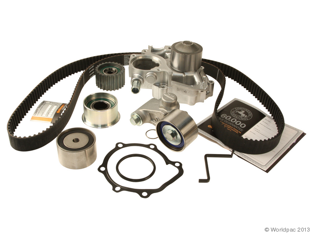 2009 Audi A4 Engine Timing Belt Component Kit (INA)