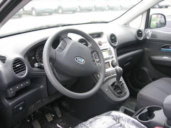 2009 Kia Rondo Transmission Problems