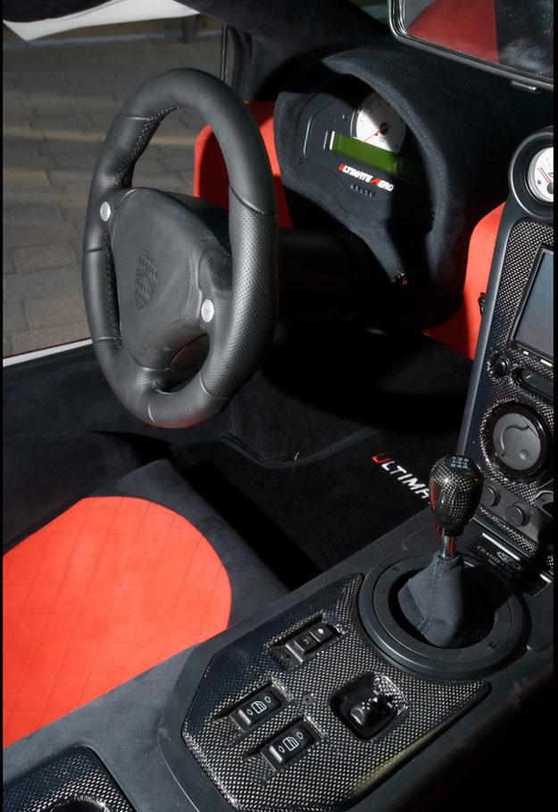 2009 SSC Ultimate Aero