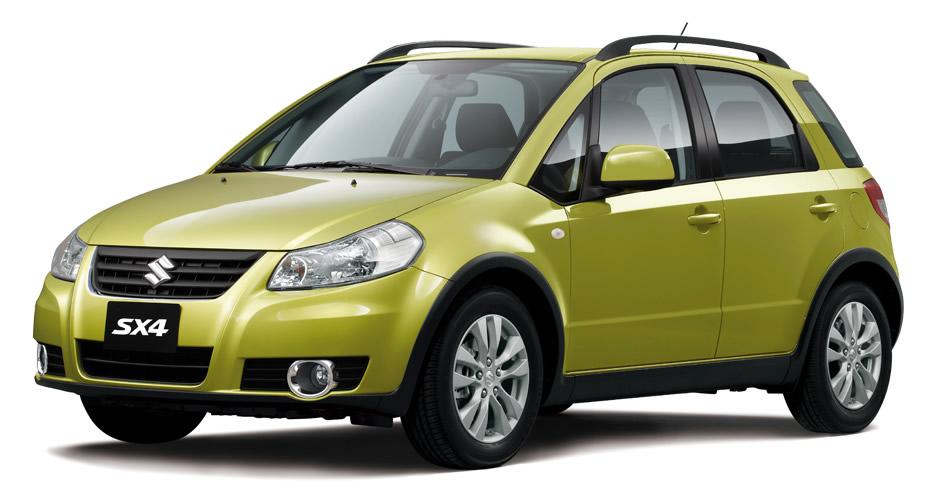 2009 Suzuki SX4 Hatchback