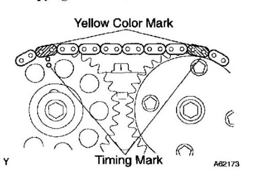 2009 Toyota Corolla Timing Chain