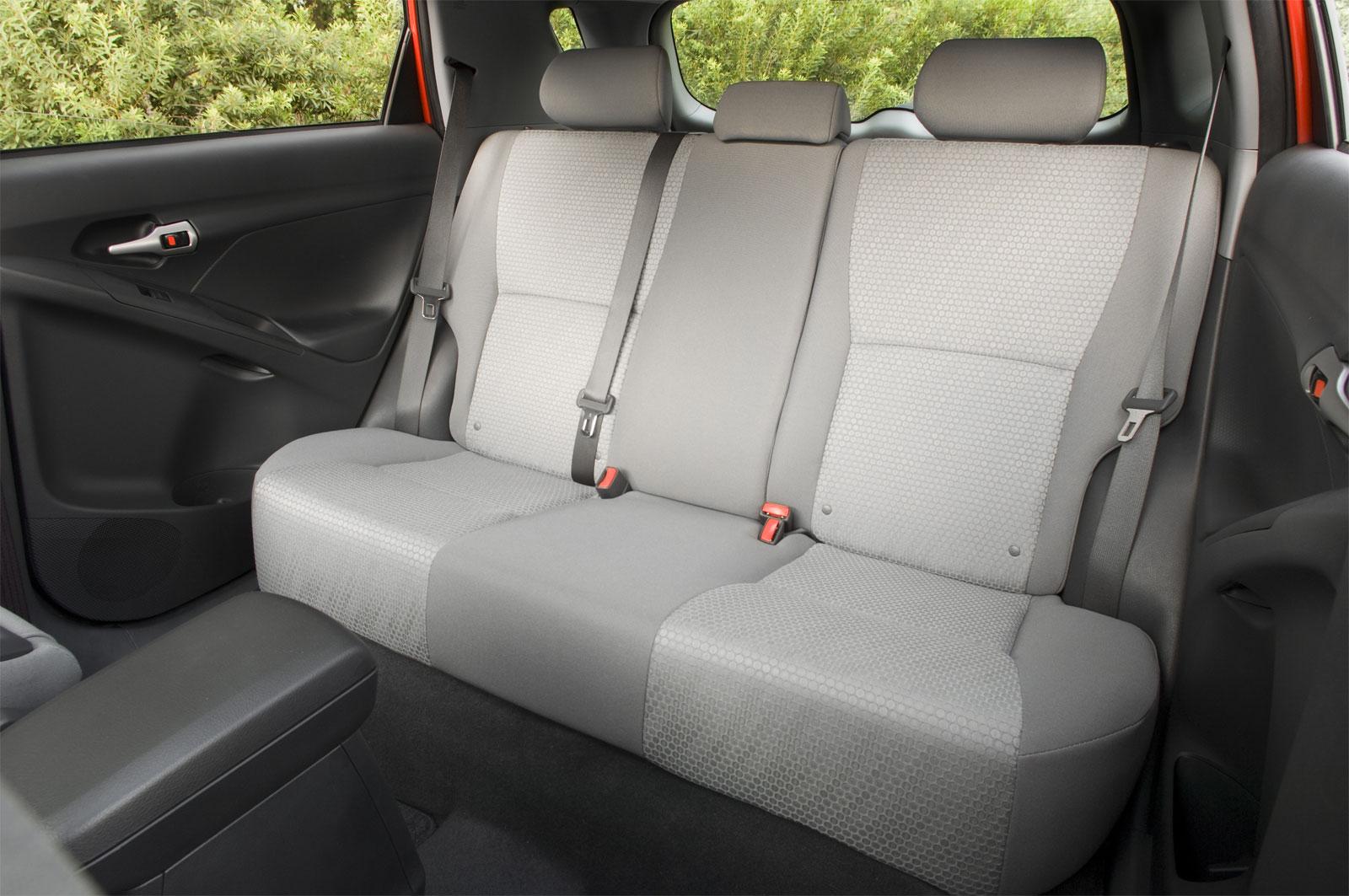 2009 Toyota Matrix XRS Interior