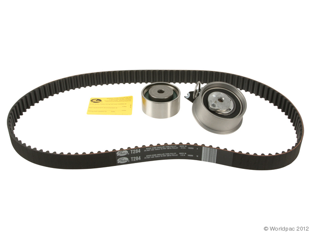 2009 Volvo S60 Engine Timing Belt Component Kit W01331769350 (INA)