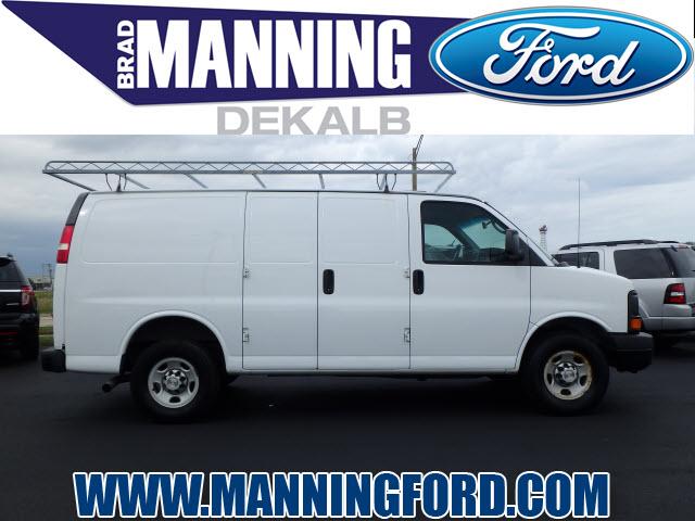 2010 Chevrolet Express 2500 Work Van Van Cargo Van V8 cyl