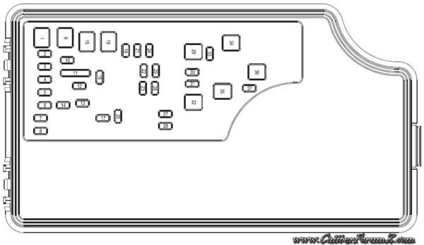 2010 Dodge Caliber Fuse Box Diagram - image detailsMotoGuruMAG