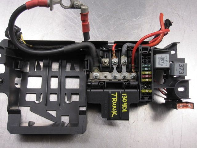 2007 Dodge Charger Fuse Box Diagram - image details