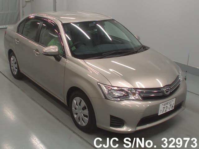 2010 Toyota Corolla Axio