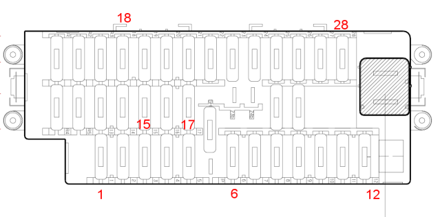 2011 f750 fuse box diagram YmHnsUH diagrams 12501674 peugeot partner wiring diagram peugeot expert peugeot partner fuse box diagram pdf at fashall.co