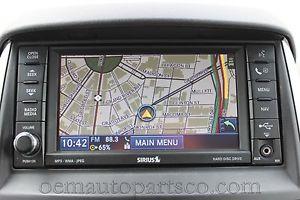 2012 Chrysler 300 Navigation System