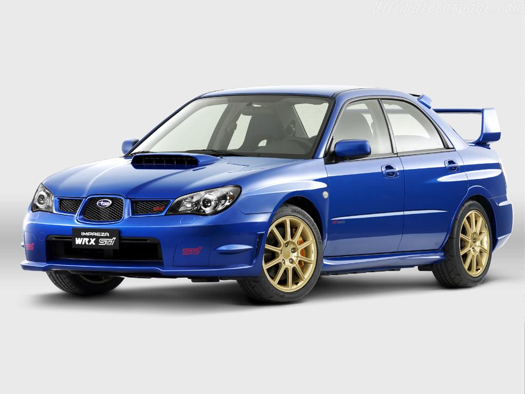 2012 Subaru Impreza Concept