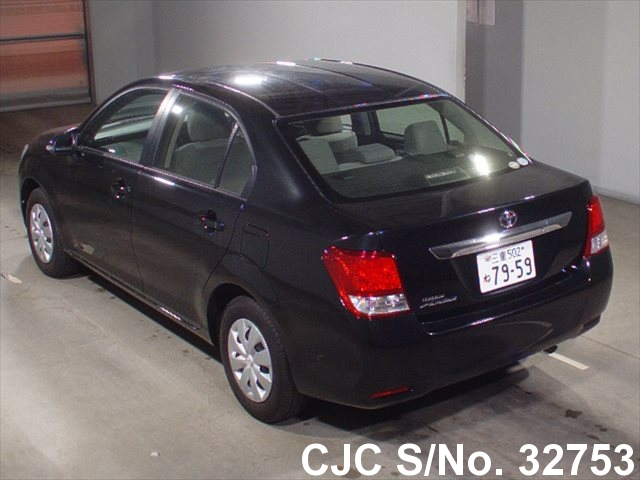2012 Toyota Corolla Axio