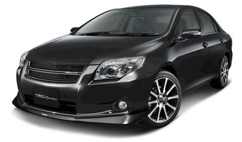 2012 Toyota Corolla FullyLoaded