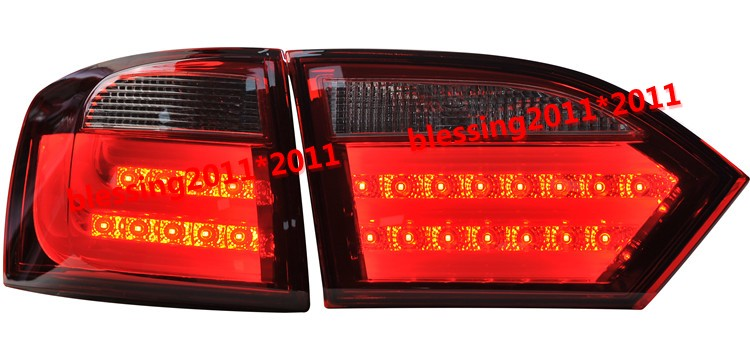 2012 VW Jetta Rear Tail Lights