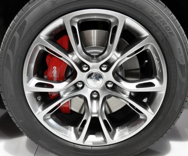 2013 Dodge Challenger SRT8 Wheels