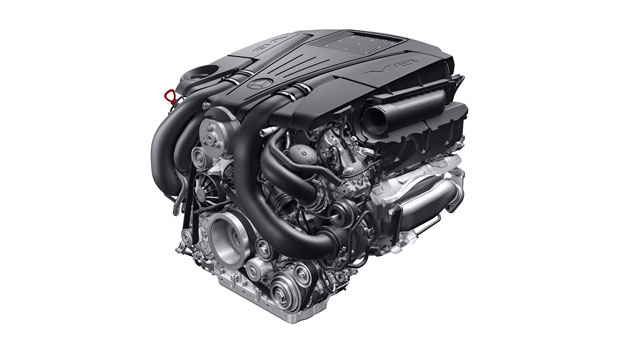 2013 Ford Mustang Shelby GT500 Engine