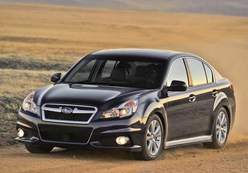 2013 Subaru Legacy Outback