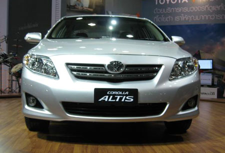 2013 Toyota Corolla Altis Price in Pakistan