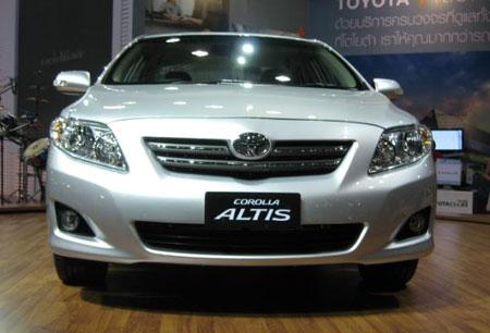 2013 Toyota Corolla Altis Price in Pakistan