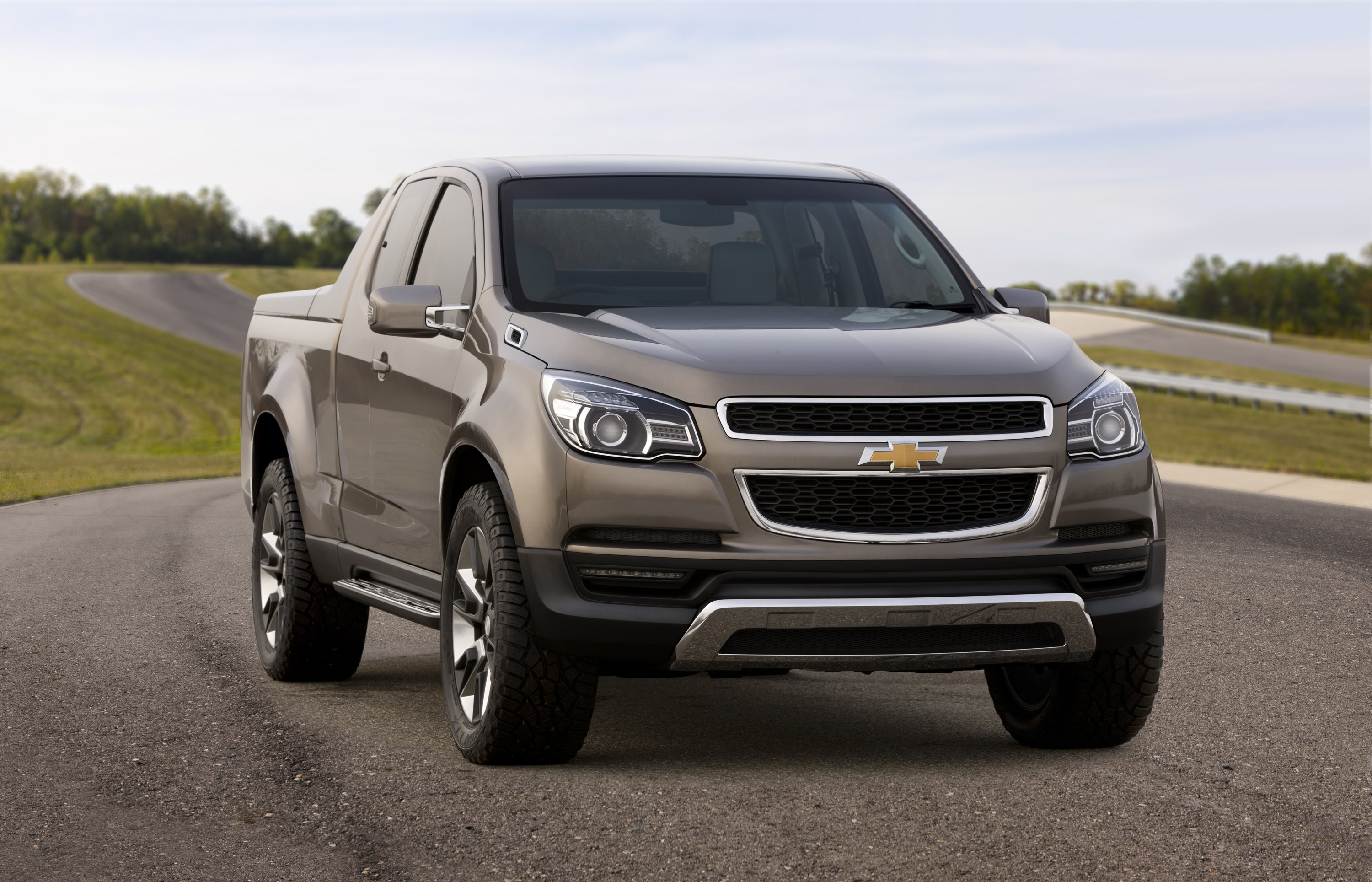 2014 Chevy Colorado
