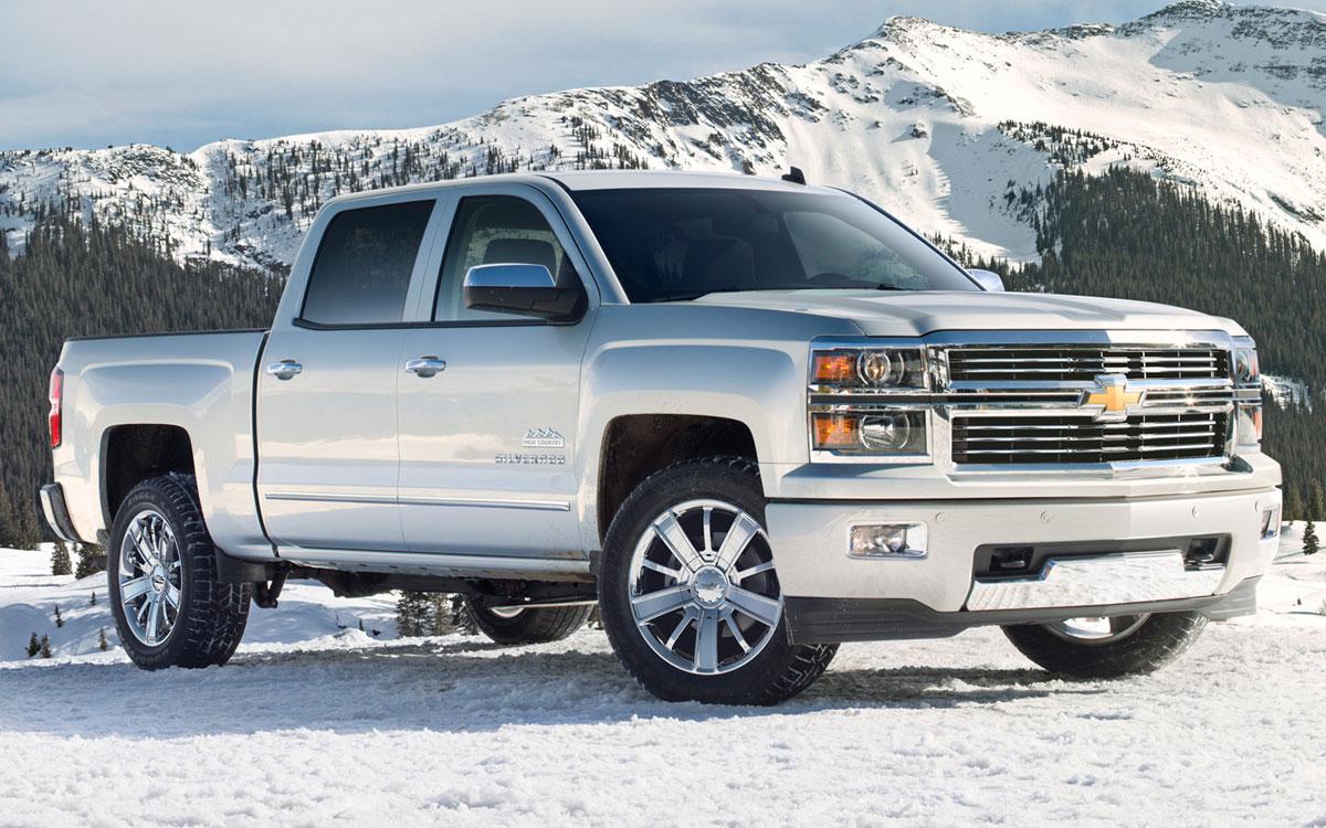 2014 Chevy Silverado 1500 High Country