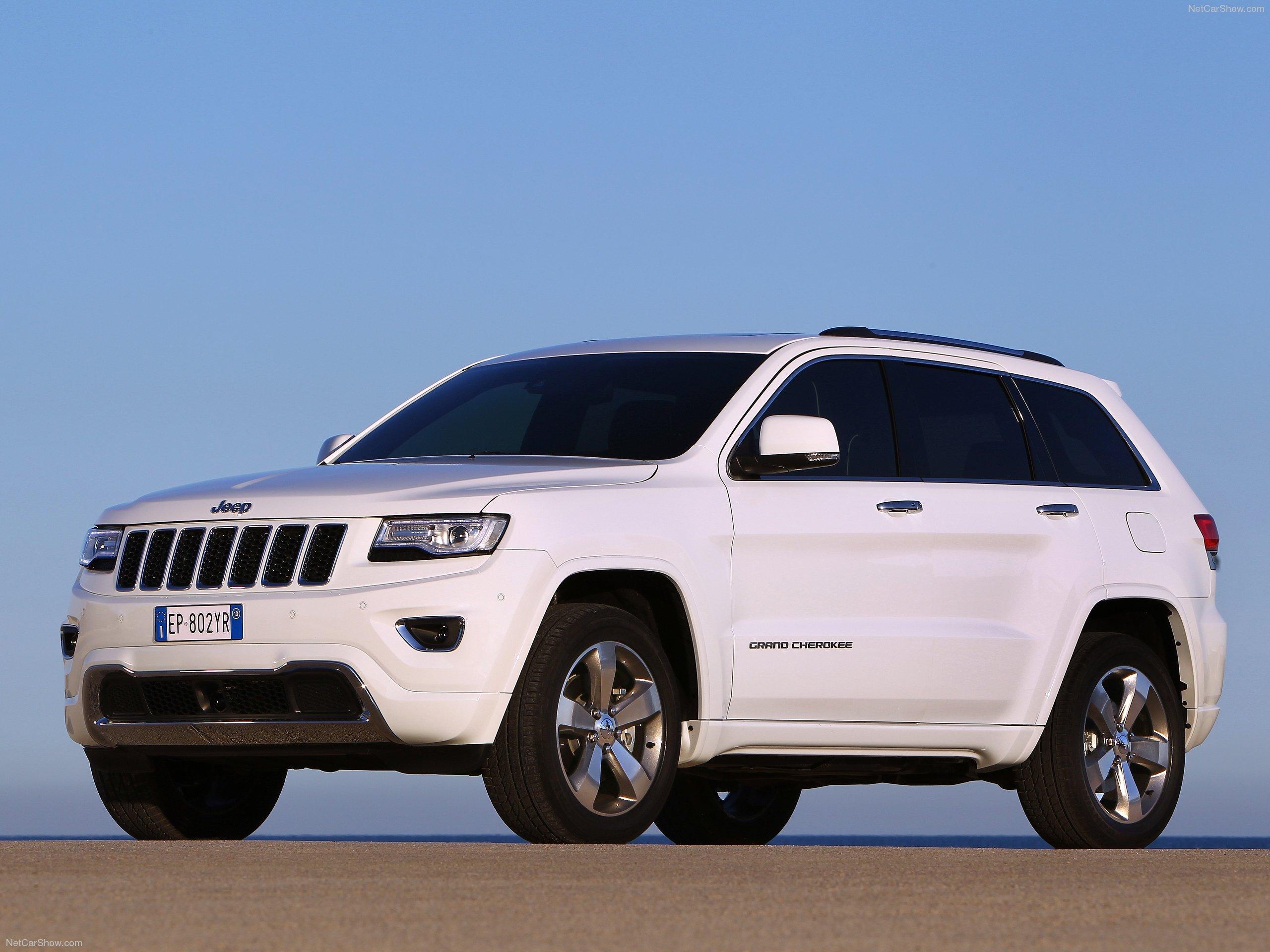 2014 Jeep Grand Cherokee Wheels