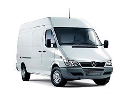 2014 Mercedes Sprinter Van
