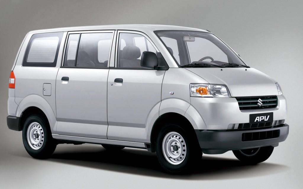 2014 Suzuki APV Price