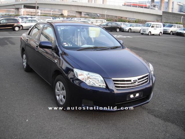 2014 Toyota Corolla Axio Black for sale | Stock No. 31411 | Japanese