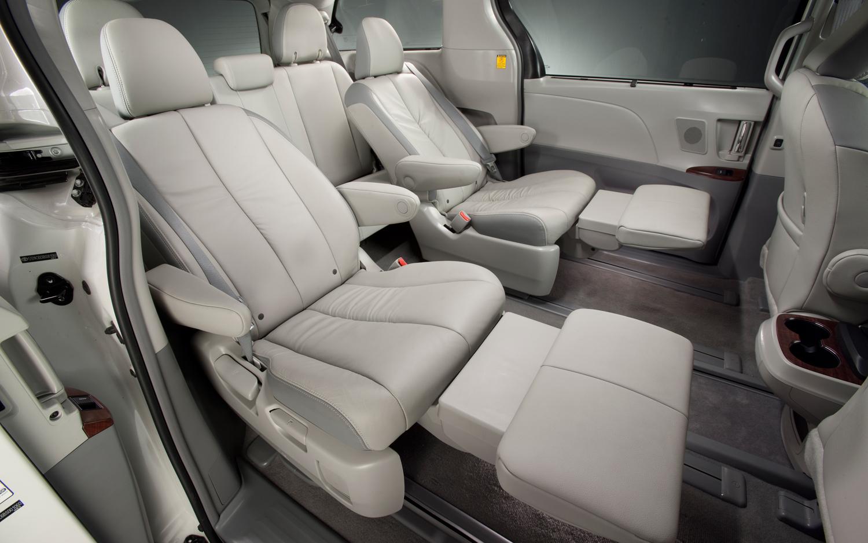 2014 Toyota Sienna Limited