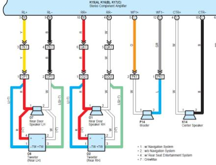 2014 tundra speaker wiring diagram wiring data u2022 rh maxi mail co 2014 tundra stereo wiring diagram 2000 tundra radio wiring diagram