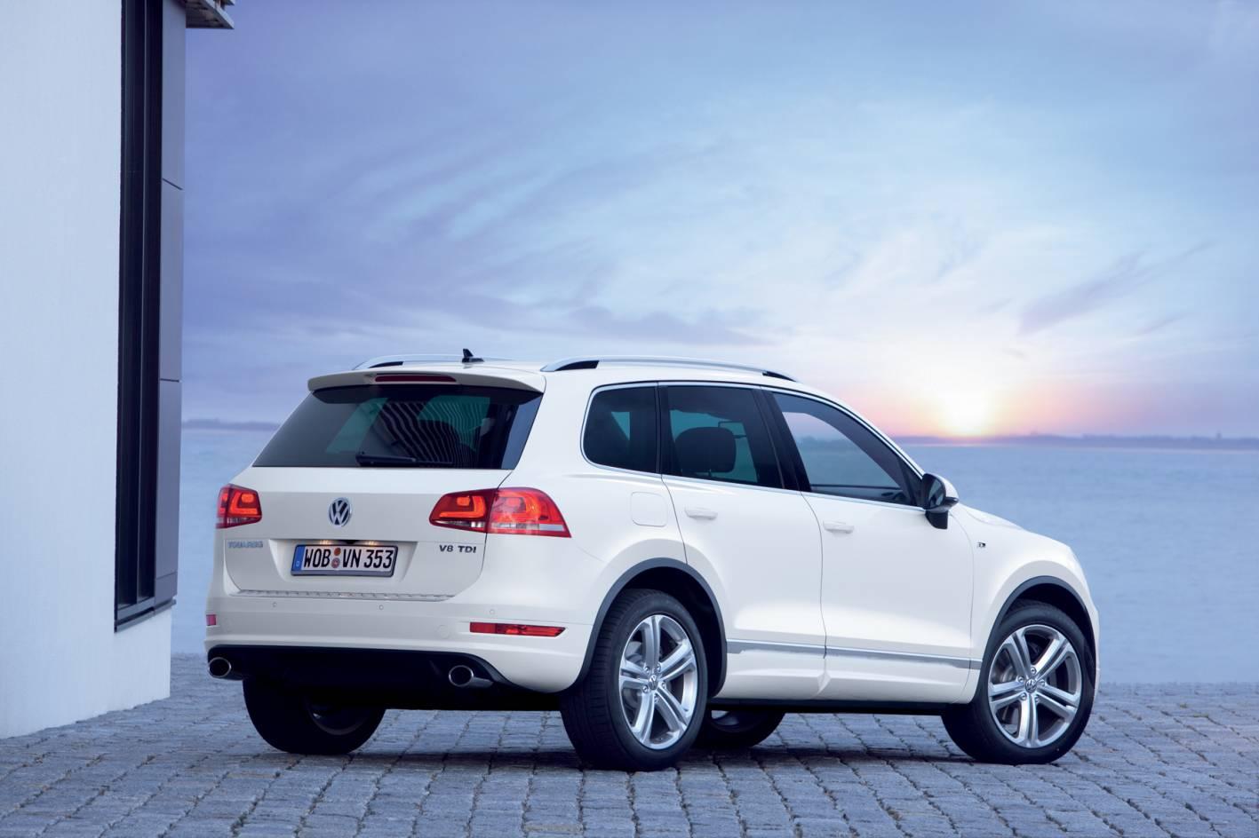 2014 VW Touareg RLine