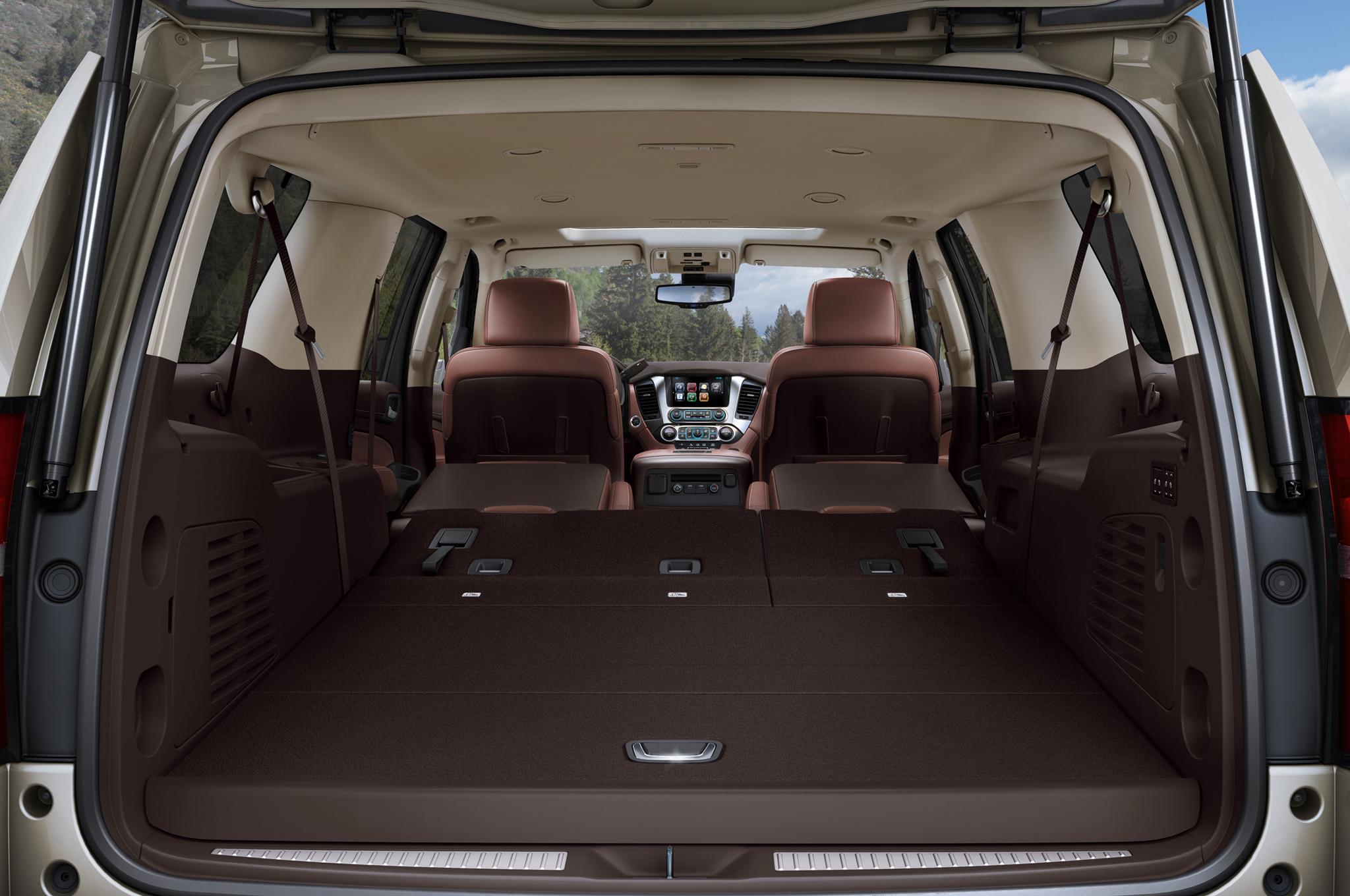 2015 Chevrolet Suburban Interior