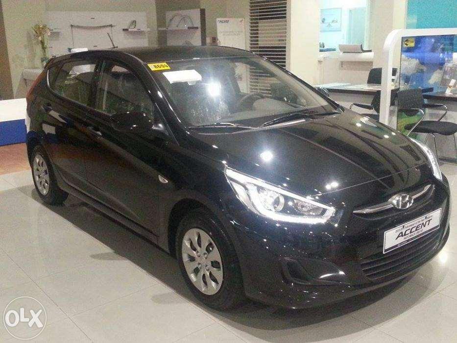 2015 Hyundai Accent Hatchback Diesel Philippines