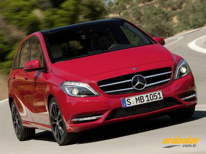 2015 Mercedes B Serisi 180 CDI 1.5 Elite  Arabalar.com.tr