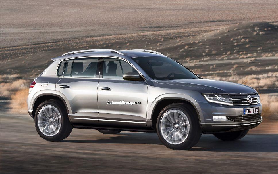 2015 VW Touareg RLine