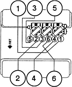 2001 lexus gs 300 firing order diagram image details 31 firing order diagram lexus firing order sciox Image collections