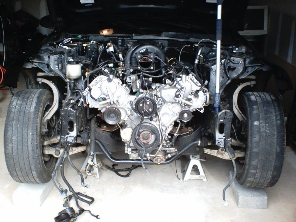 350Z LS1 Swap Engine
