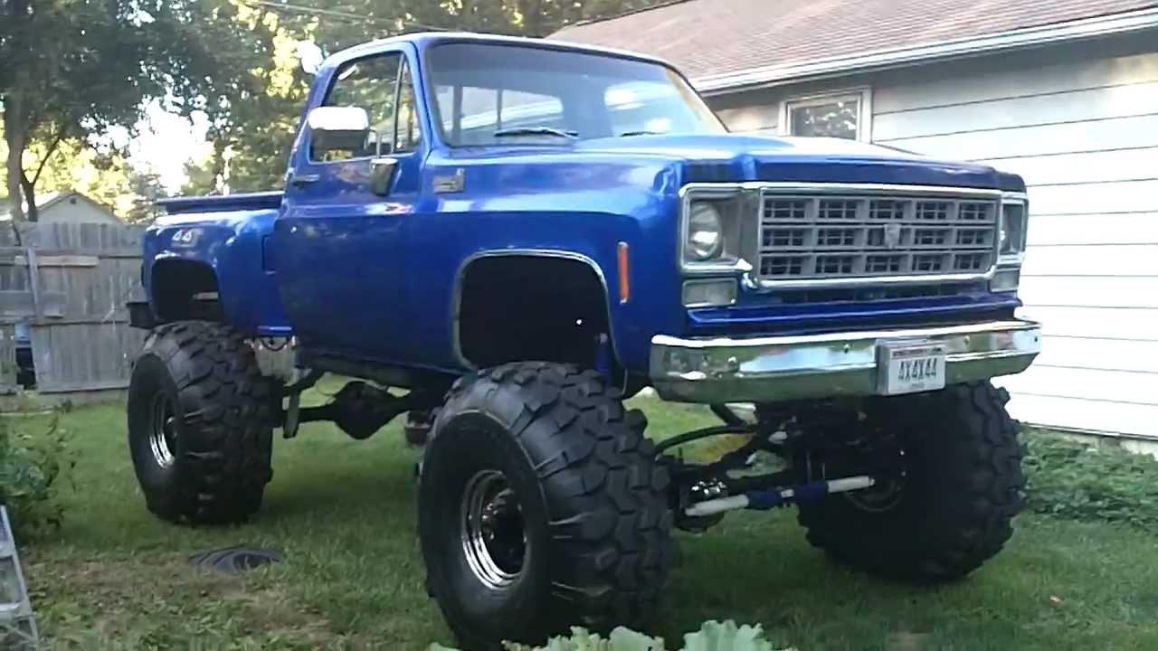 4x4 Chevy Mud Trucks