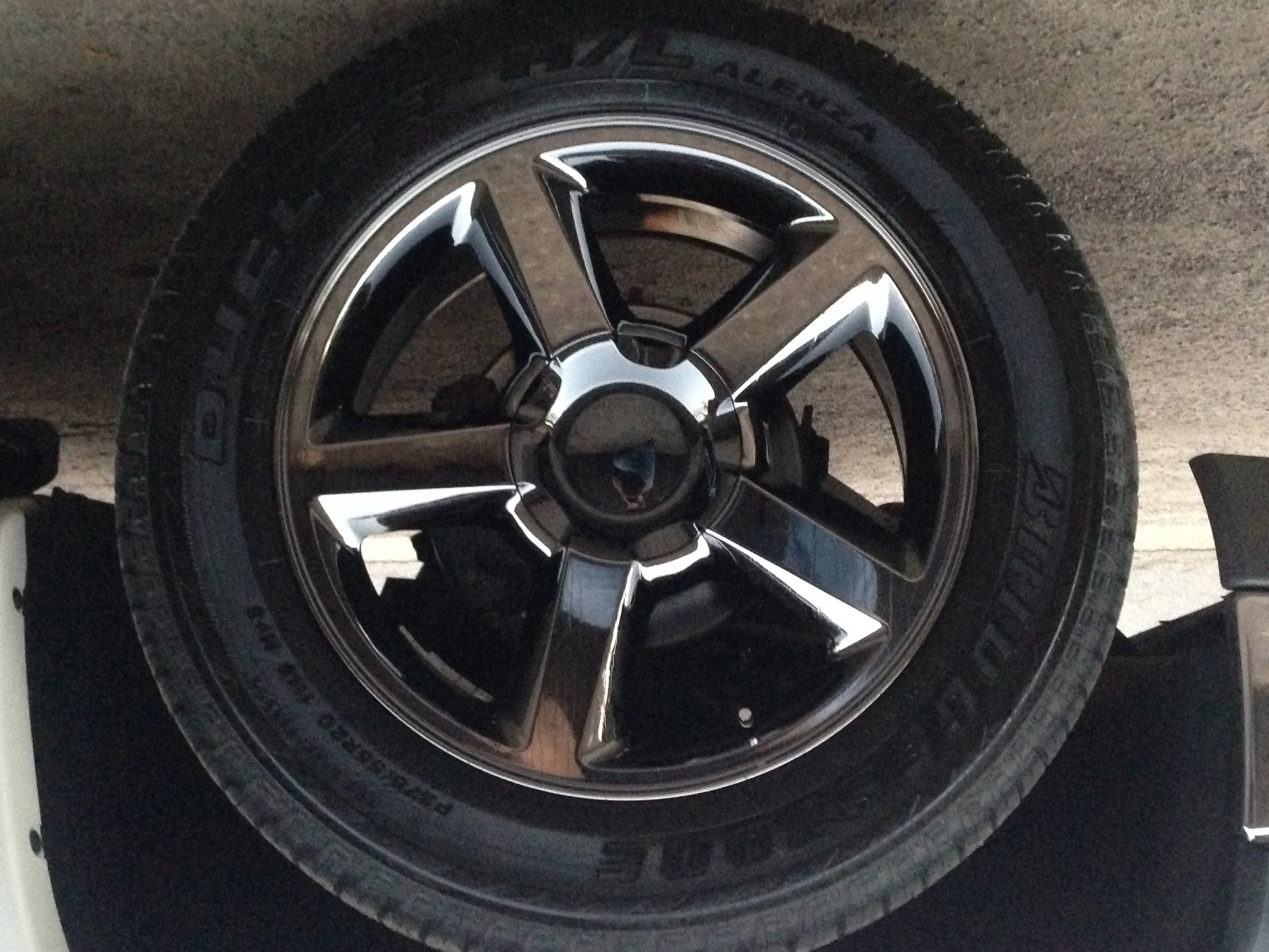 4x4 Truck Tires and Wheels Packages