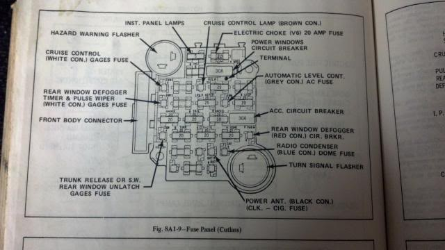 79 corvette fuse box diagram 79 automotive wiring diagrams 79 bu fuse box diagram eykaczy