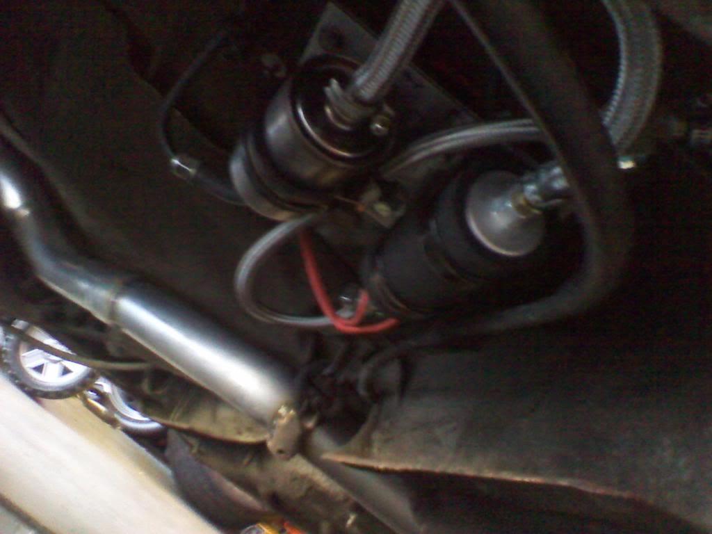 84 Rabbit Fuel Pump Relay