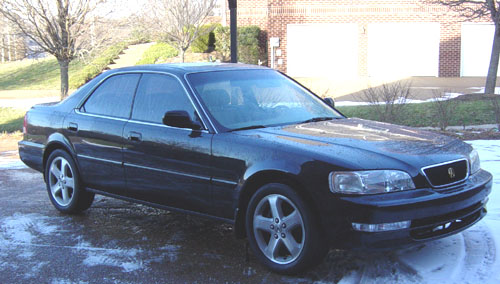 96 Acura TL Transmission