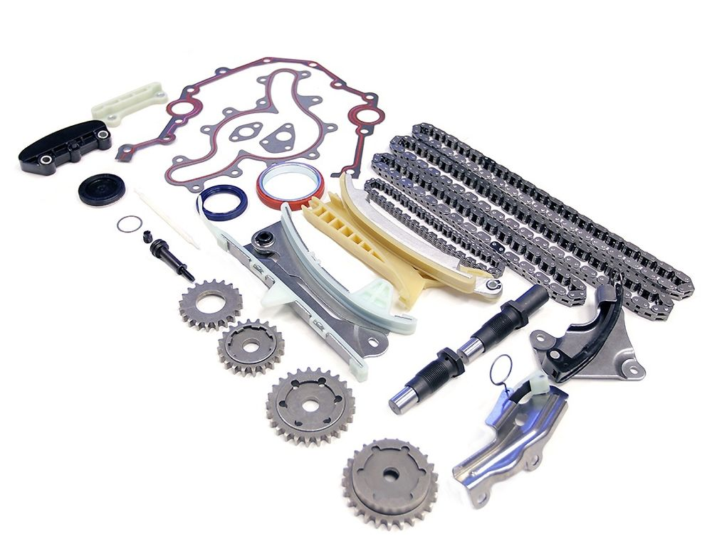 97 02 Ford Mazda 4 0L SOHC V6 Engine Timing Chain Kit Water Oil Pump w