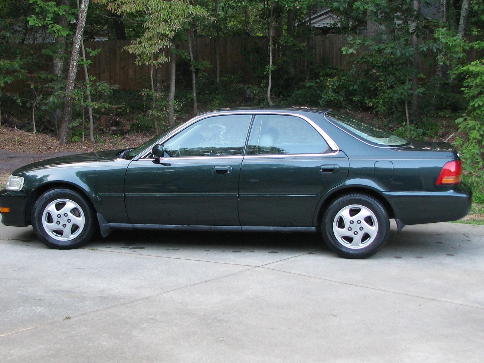 97 Acura TL Interior