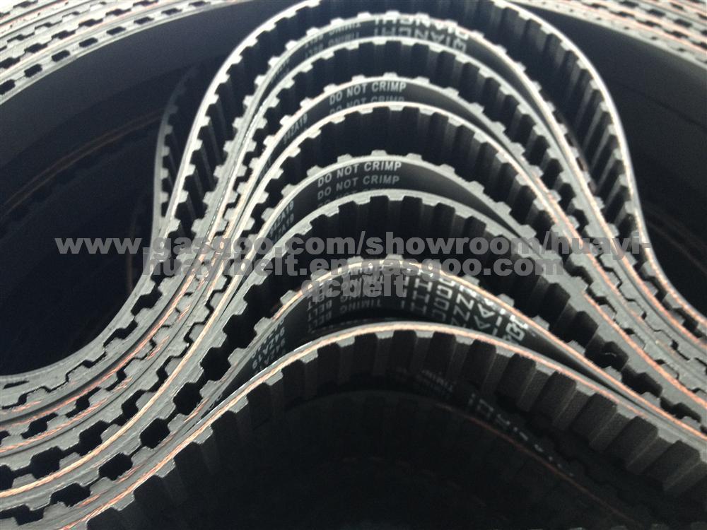 97ZA25.4 Automotive Rubber Timing Belt For FORD SIERRA (GBG, GB4), OEM