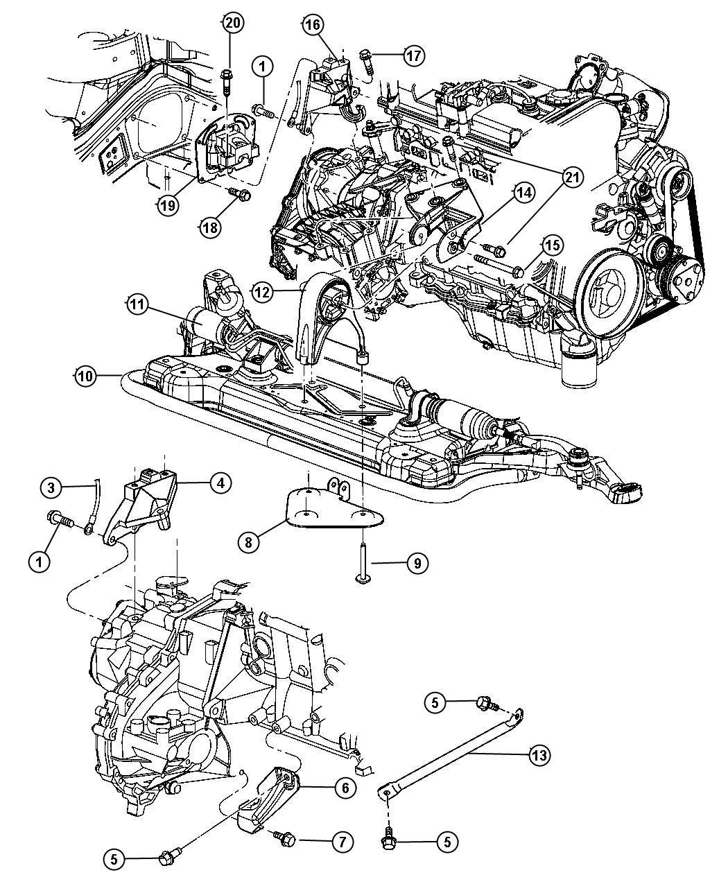 98 Chrysler Sebring WiringDiagram